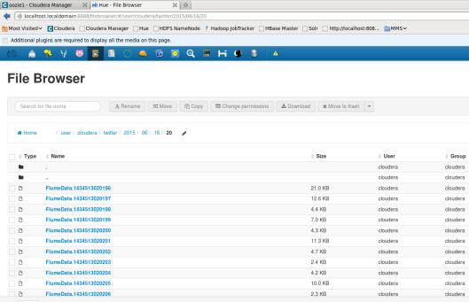 Analyzing Twitter Data with Apache Hadoop | Twitter Data