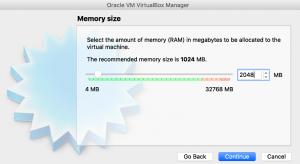 Image 3 Virtualbox manager