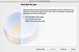 Image 5 Virtualbox manager